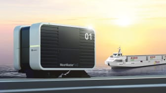 MoorMaster NxG will revolutionise the way ships enter and leave ports, mooring in as little as 30 seconds to drastically reduce docking times.