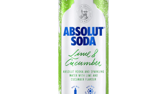 Absolut Soda Lime & Cucumber