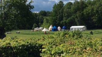 Årets roligaste läger! Bli riddare på Skoklosters slott