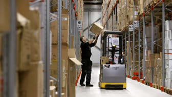 Blue Integrator, warehouse and logistics 3