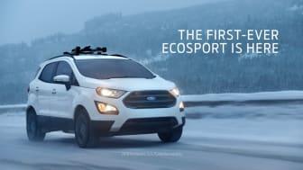 Először az USAban az új Ford EcoSport