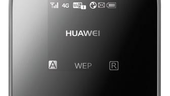 Sverigepremiär för Huaweis mobila 4G-router – E589