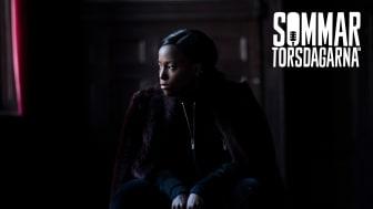 Sabina Ddumba inleder Sommartorsdagarna® den 29 juni