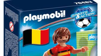 Nationalspieler Belgien (70483) von PLAYMOBIL