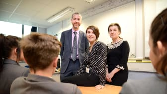 Northumbria University receives 'outstanding' rating for its Teach First programme