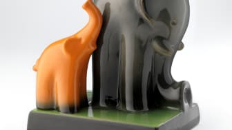 Dante Baldelli, Elefant