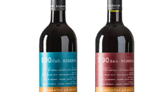 Världspremiär för 8.90 Riserva från Högberga Vinfabrik
