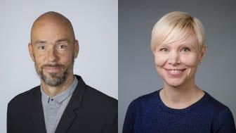 Urban Markström, professor vid Institutionen för socialt arbete och Susanne Tafvelin, docent vid Institutionen för psykologi, båda vid Umeå universitet.