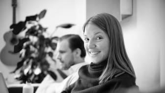 Anna Szendröi, IT-projektledare på webbyrån The Generation