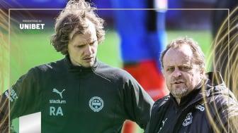 IFK Värnamo-duo är månadens tränare i maj