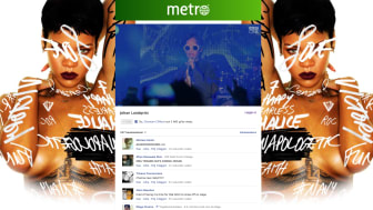 Solidtango livestreamar Rihannas konsert från Berns