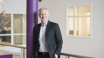 Godt fornøyd: - Samlet sett vil de to partnerskapene skape enda bedre opplevelser for Telia-kunder idet både de og vi møter fremtidens tekniske behov, sier Dag Wigum, teknisk direktør i Telia.