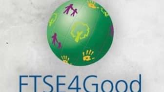 Brother er for første gang blevet optaget i FTSE4Good Index Series.