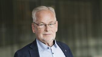 Gusten Granström, vd Norrbotniabanan, är en av talarna under Load Up Norths föreläsningsprogram – Meet Up.