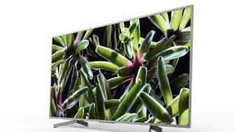 Sony annonce 3 nouveaux modèles de téléviseurs 4K HDR : XG83, XG80 et XG70