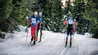 Flere toppløpere er klare for årets Trysil Skimaraton. Foto: Hans Martin Nysæter