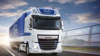 Unikt på marknaden: Nu har varje DAF First Choice lastbil som är yngre än fyra år en fullständig tillverkargaranti som standard.