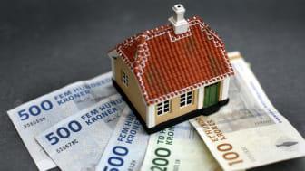 Danskerne har tilsammen 1.023 mia. kr. stående i banken. Foto: Alle rettigheder forbeholdt.