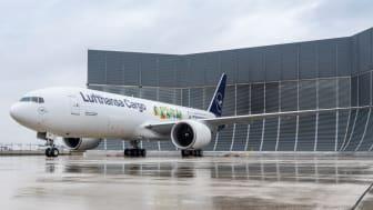 Neue Botschafterin für soziales Engagement von Lufthansa Cargo