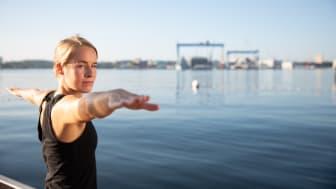 Kiellinie Yoga
