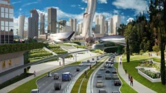A jövő városa tisztább, élhetőbb a Ford szerint