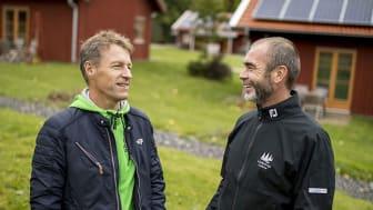 Hållbarhet i fokus när Linde energi samarbetar med Linde GK.