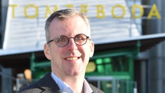Jonas Norén är avdelningschef på MSB.