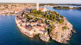 Fritidsresor breddar med tre nya resmål i Kroatien