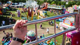Bild från karusell