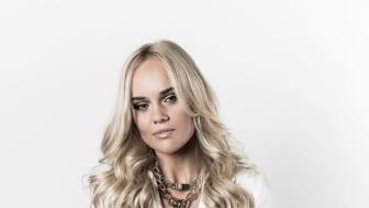 Idol-Amanda firas av hemmapubliken i Kungsbacka