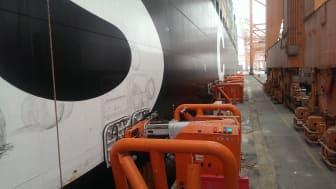 Cavotec secures major MoorMaster™ equipment, servicing orders