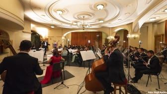 Den rumänska kulturens dag firas med konsert med Rumänska ungdomsorkestern