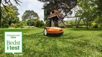 """Robotplæneklipper fra STIHL vinder """"Bedst i test"""""""