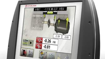 Fixturlaser NXA - a digital laser based shaft alignment tool