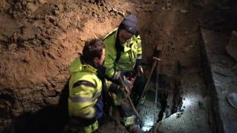 Dåligt tryck i Hemmeslöv och delar av Malen natten 15-16/9 samt risk för missfärgat vatten dagen efter