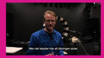 Erik Holmström ger en introduktion till Don Quijote: Into the Reality