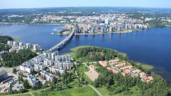 Photo: Suomen Ilmakuva Oy, City of Jyväskylä