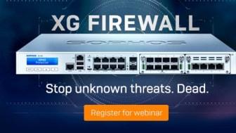 XG 17 är den första brandväggen som erbjuder hundraprocentig identifiering av applikationstrafik genom att använda information direkt från arbetsstationen.