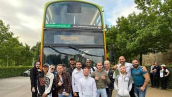 Go North East supports the Mr Gay England and Mx Drag England finals at Alnwick Garden