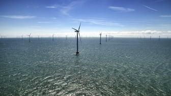 Der bliver brugt bæredygtig energi på filmoptagelserne.
