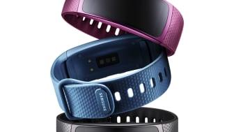 Samsung vil gjøre treningen morsommere med lanseringen av Gear Fit 2 og Gear IconX