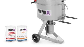 Bemix säckmaskin