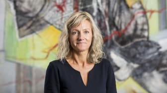 Marie Thelander Dellhag, tillträdande VD på MKB Fastighets AB.