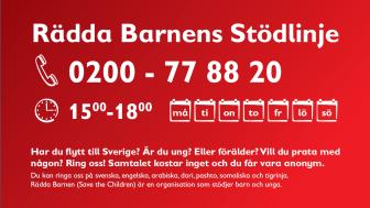 2500 röster från barn och unga: Ingen ordning och reda i asylprocessen