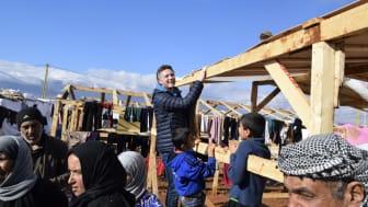 Quality Hotel Region Stavanger skal samle inn 100 000 kroner til syriske flyktninger