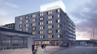 Aalborg får nyt stort hotel