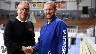 Framgångsrik säsong och fint fokus på unga i Luleå Hockey som förlänger avtalet med Intersport