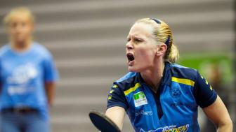 Anna-Carin Ahlqvist. Bildkälla:  ITTF