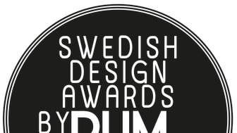 Nominerade till design- och arkitekturpriset Swedish Design Awards by RUM 2021