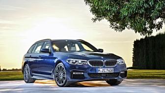Nye BMW 5-serie Touring